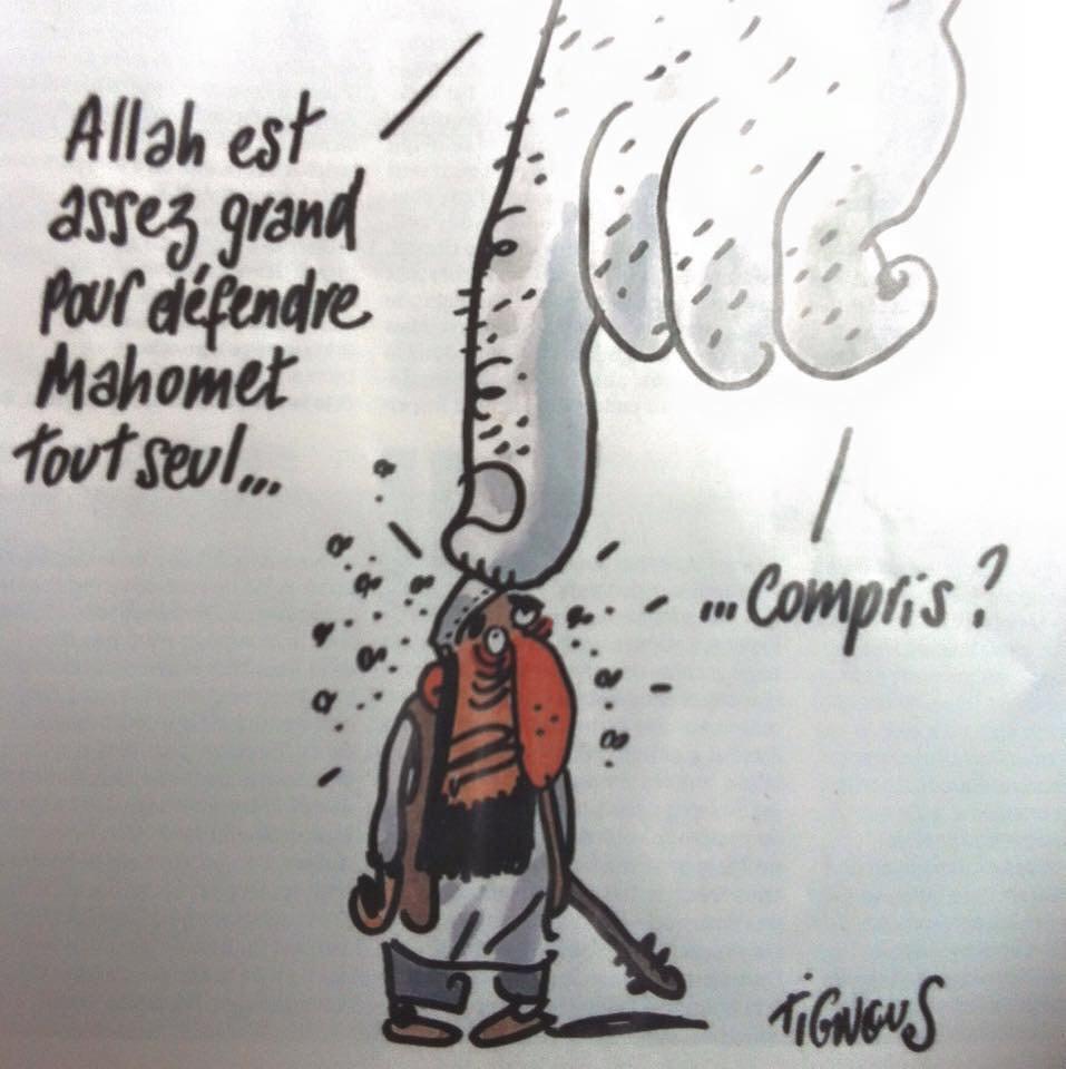 L'Humanité En Déclin ... @Charlie_Hebdo_  #jesuischarlie force et courage !
