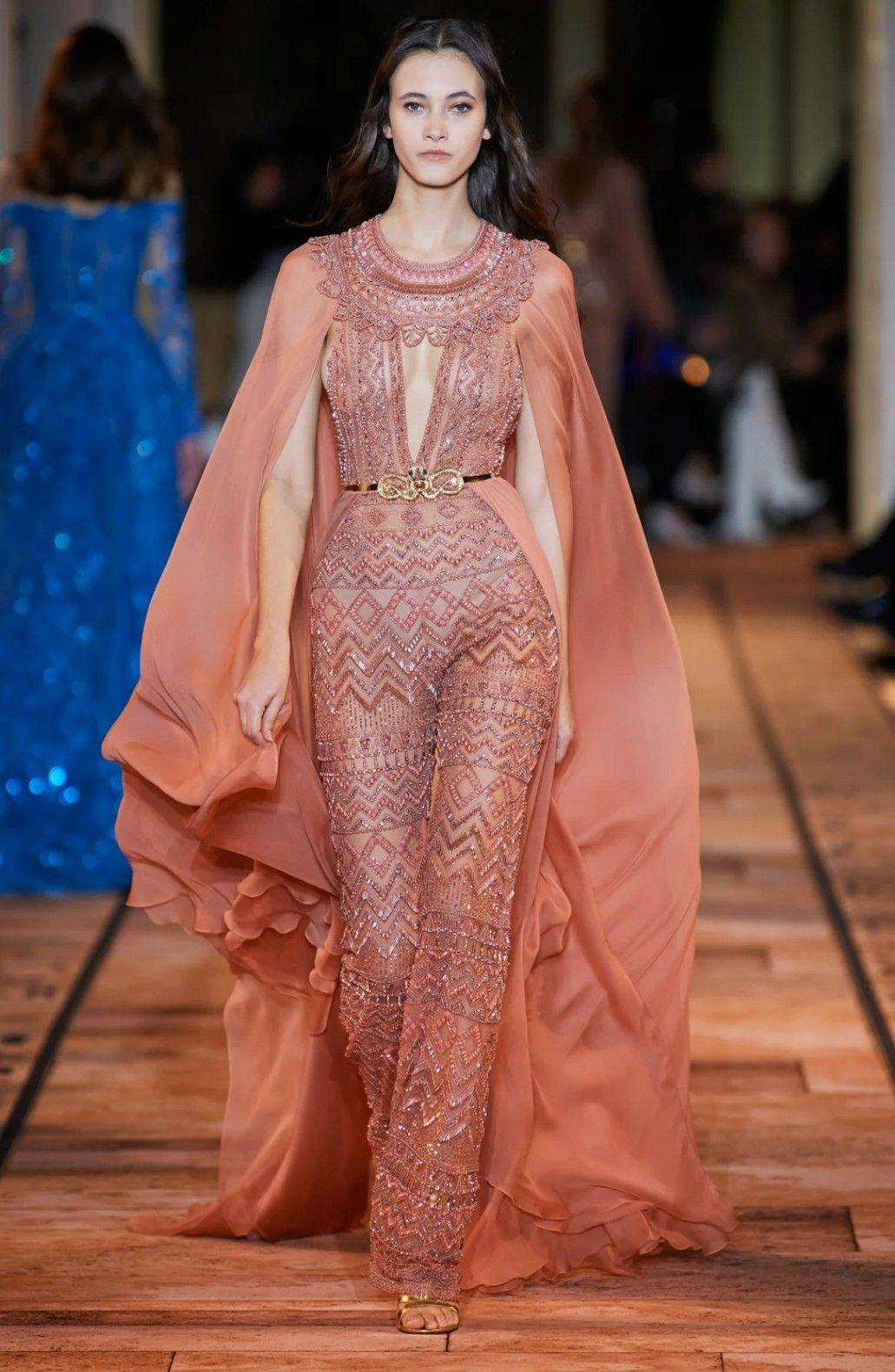 Pin by Vanda Desiree on ♡Zuhair Murad | Egyptian fashion ...