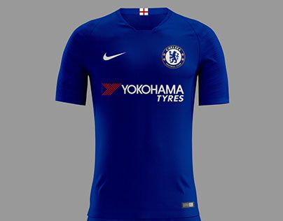 Soccer Shirts · Chelsea F.c. · Check out new work on my  Behance portfolio