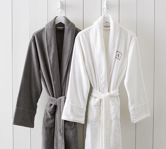 ecea223d0b9 PB Classic Terry Bath Robe