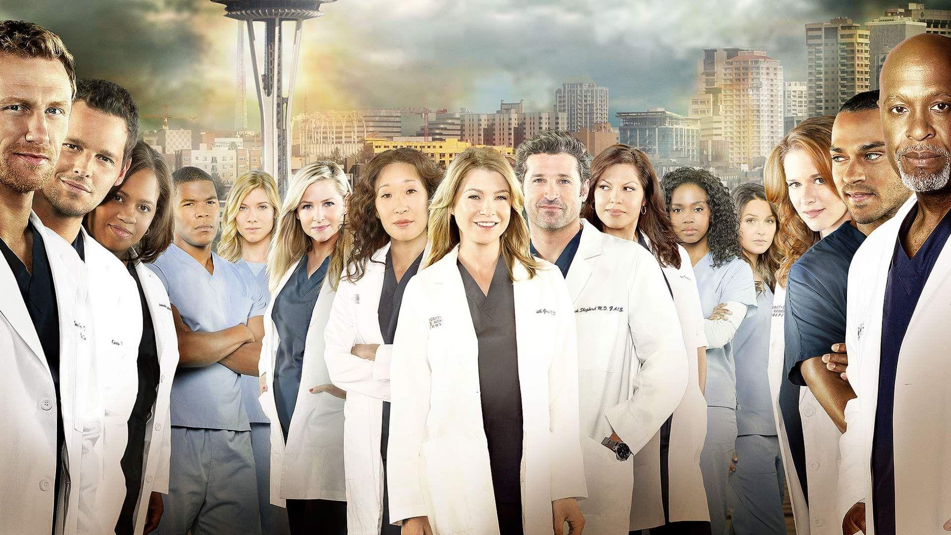 Greys Anatomy Staffel 11 Bs