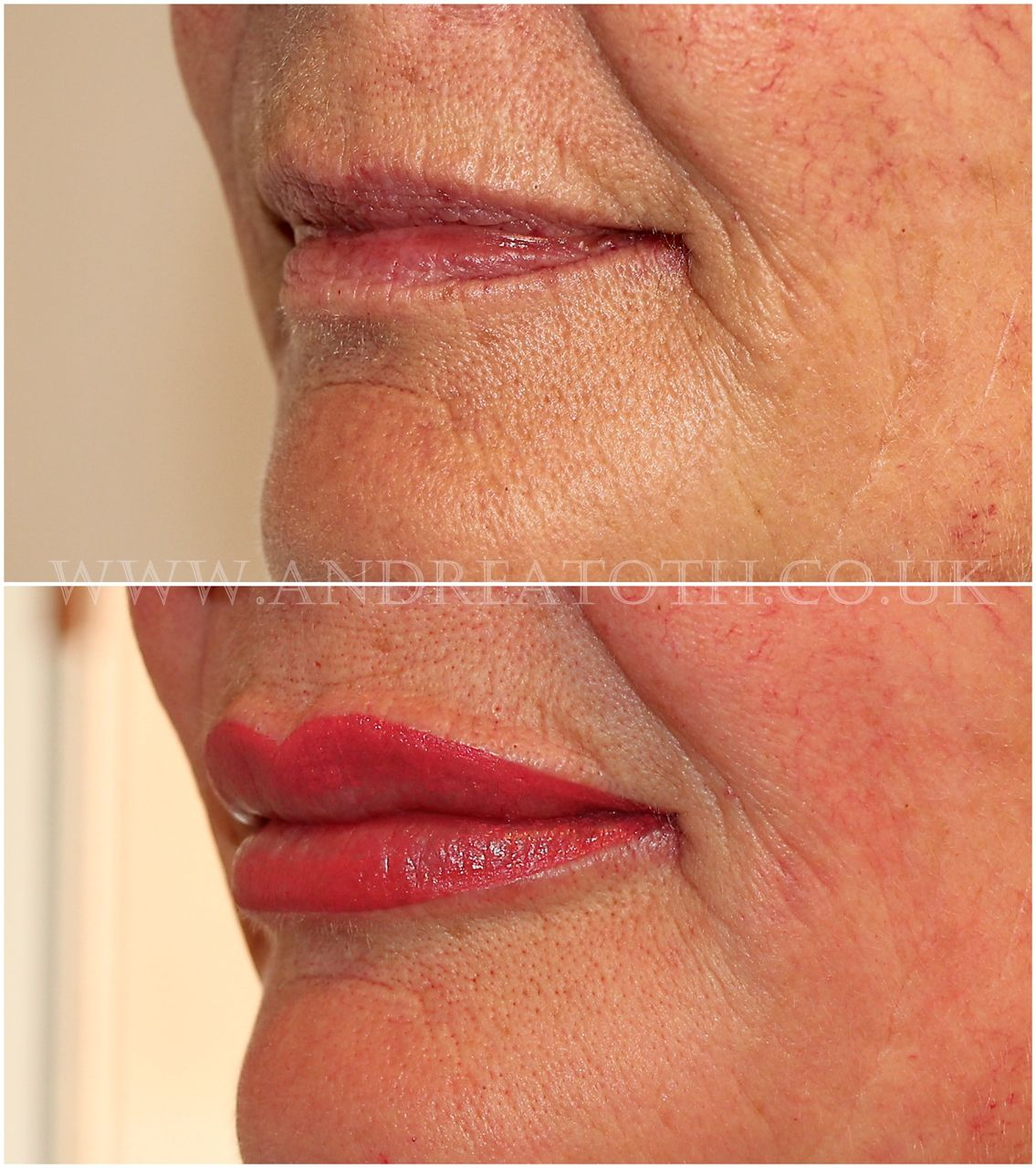 Lip Semi Permanent Makeup Lip permanent makeup