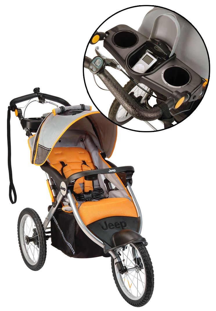 This stroller is amazing for jogging and last a lifetime