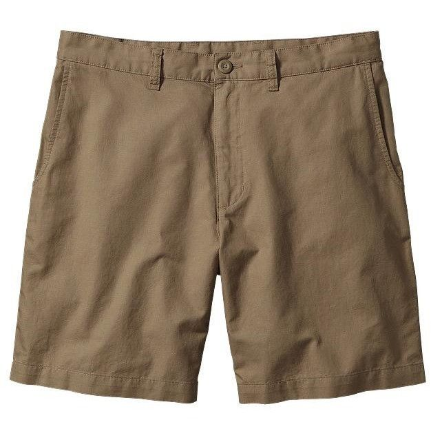 Patagonia Lightweight All-Wear 8 Inch Hemp Shorts- Ash Tan