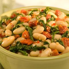 White Beans With Sun-dried Tomatoes Recipe on Yummly. @yummly #recipe