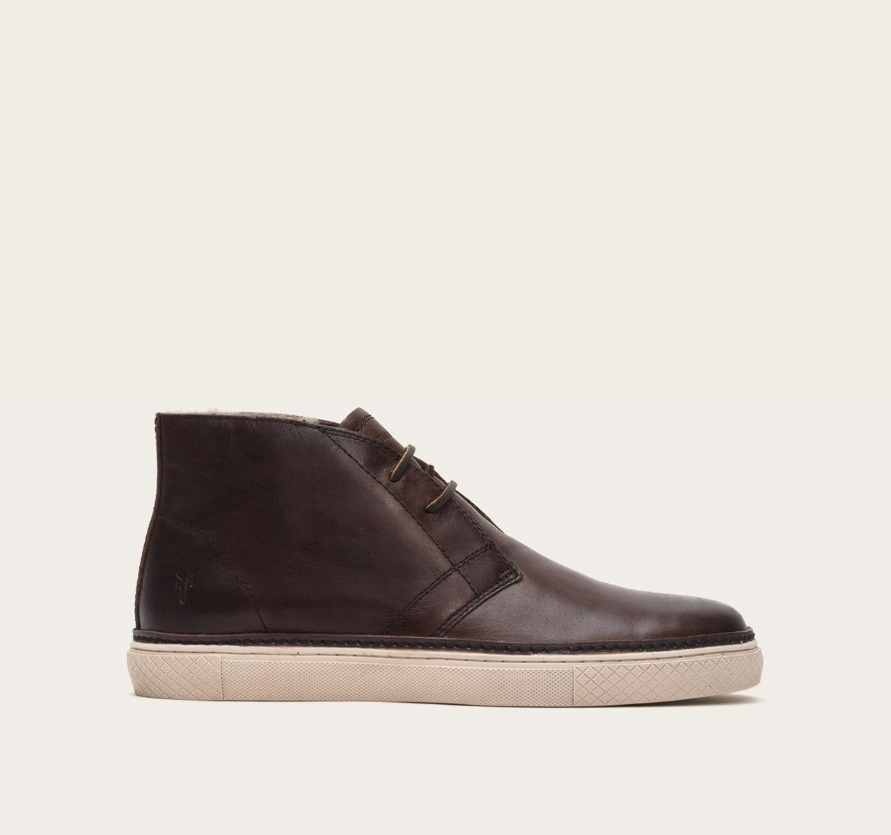 FRYE Mens Gates Chukka Fashion Sneaker