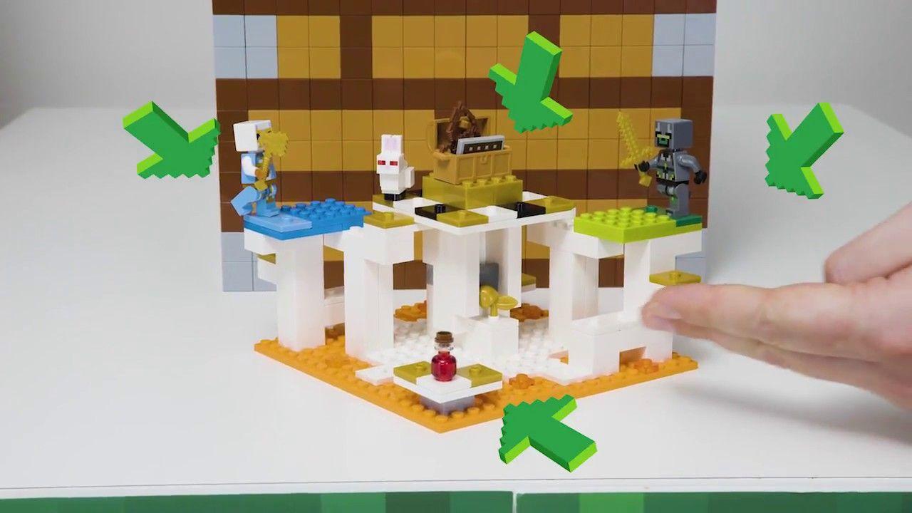 Minecraft Video Lego