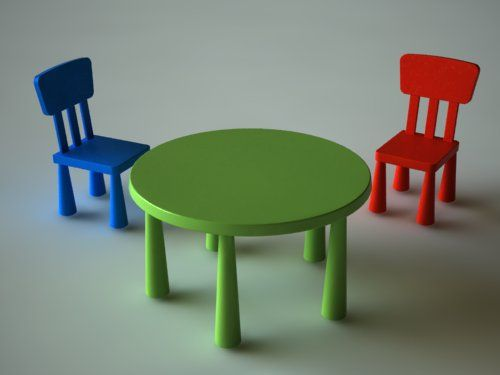 Find this Pin and more on babyu0026 kids. Ikea Mammut table and chairs-- ...