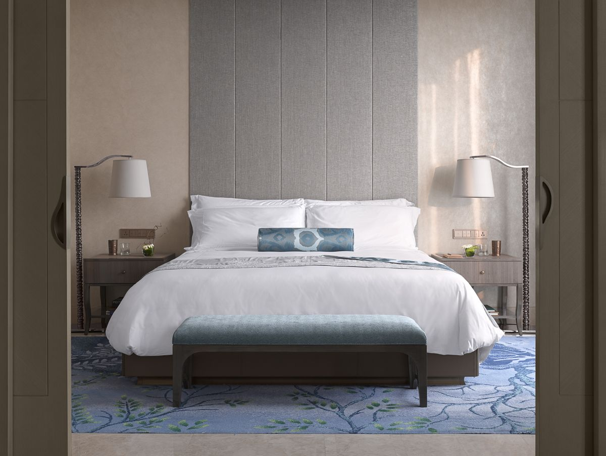 Raffles hotel jakarta hotel room design bedroom carpet for Design hotel jakarta