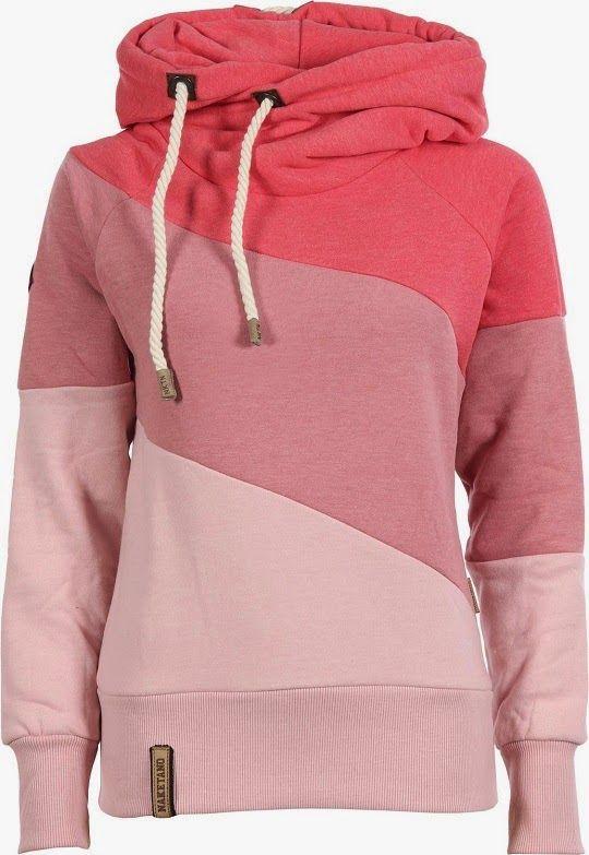 Naketano Comfy Women's Hoodie #pink #comfort | Sports