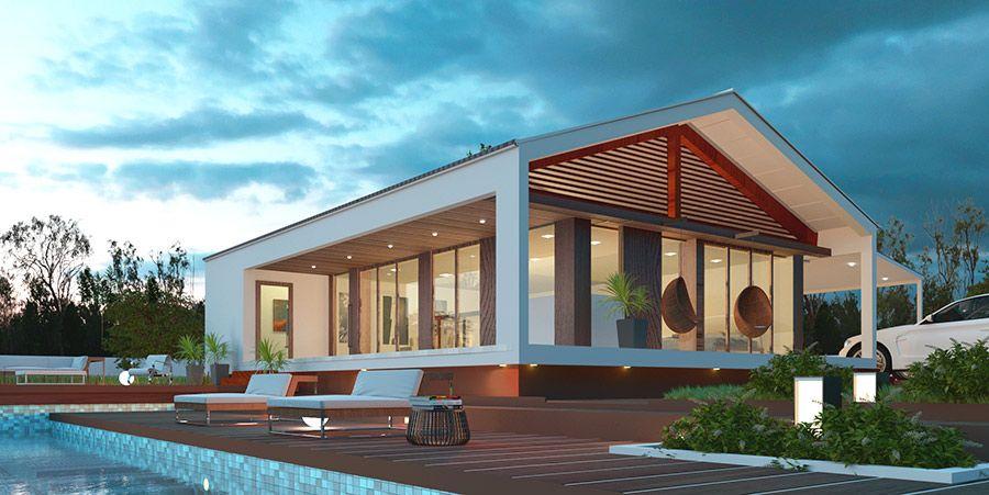 Australian Steel Frame Kit Homes And Granny Flats Pavilion