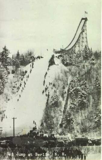 The Nansen Ski Club, the first ski club in the United States, was formed in 1882 in Berlin, New Hampshire. Bode Miller became the pride and joy of New Hampshire ski fanatics many moons later.