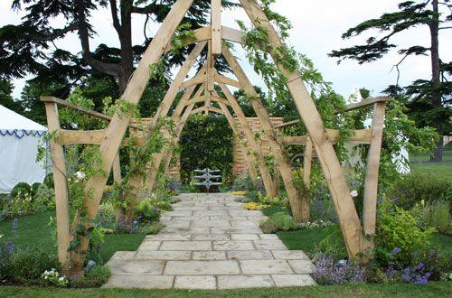 Amazing Old U0026 New Garden By Garden Designer Imogen Cox Associates. Old U0026 New  Combines Contemporary