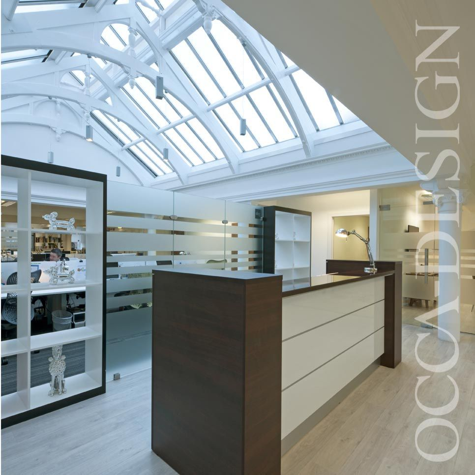 Digital Marketing Offices, Office Interior Design, Glasgow, Listed  Building, Contemporary Interior,