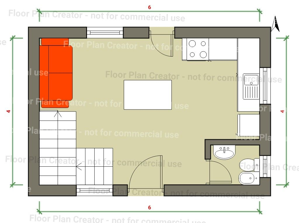 Planta Baja Floor Plan Creator Small Space Living Floor Plans