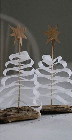 Noël Une Déco De Table En Diy Christmas Crafts Pinterest