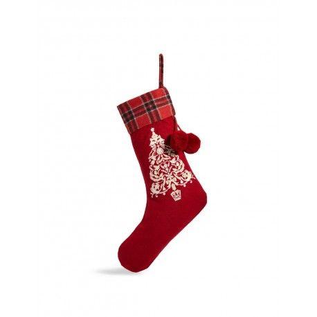 Chaussette de Noel lumineuse