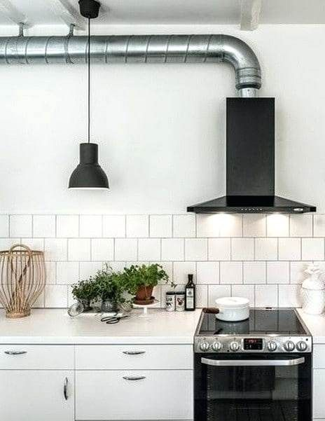 image result for how to install gooseneck stove vent kitchen hood design kitchen inspirations on outdoor kitchen ventilation id=34105