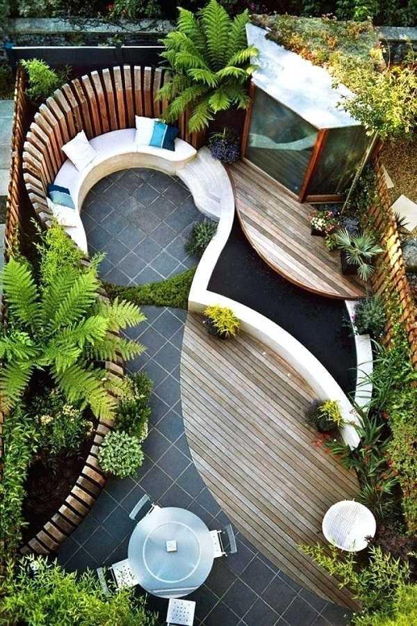 30 Awesome Small Garden Design Ideas In 2021 Garden Ideas Budget Backyard Small Garden Design Backyard Landscaping Designs