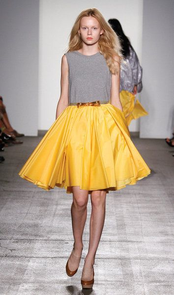 This skirt is so cute!