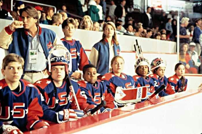 The Mighty Ducks Sports Movie D2 The Mighty Ducks The Bad News Bears