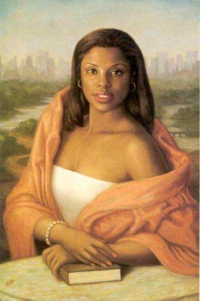 Manhattan Mona Lisa  Leonardo Da Vinci High Renaissance