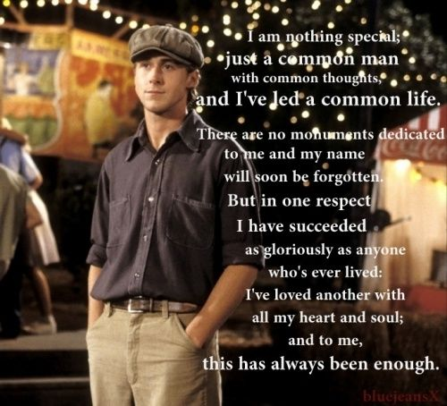Quotes From The Notebook Book: Sweetest Quote. Wish I Had My Allie