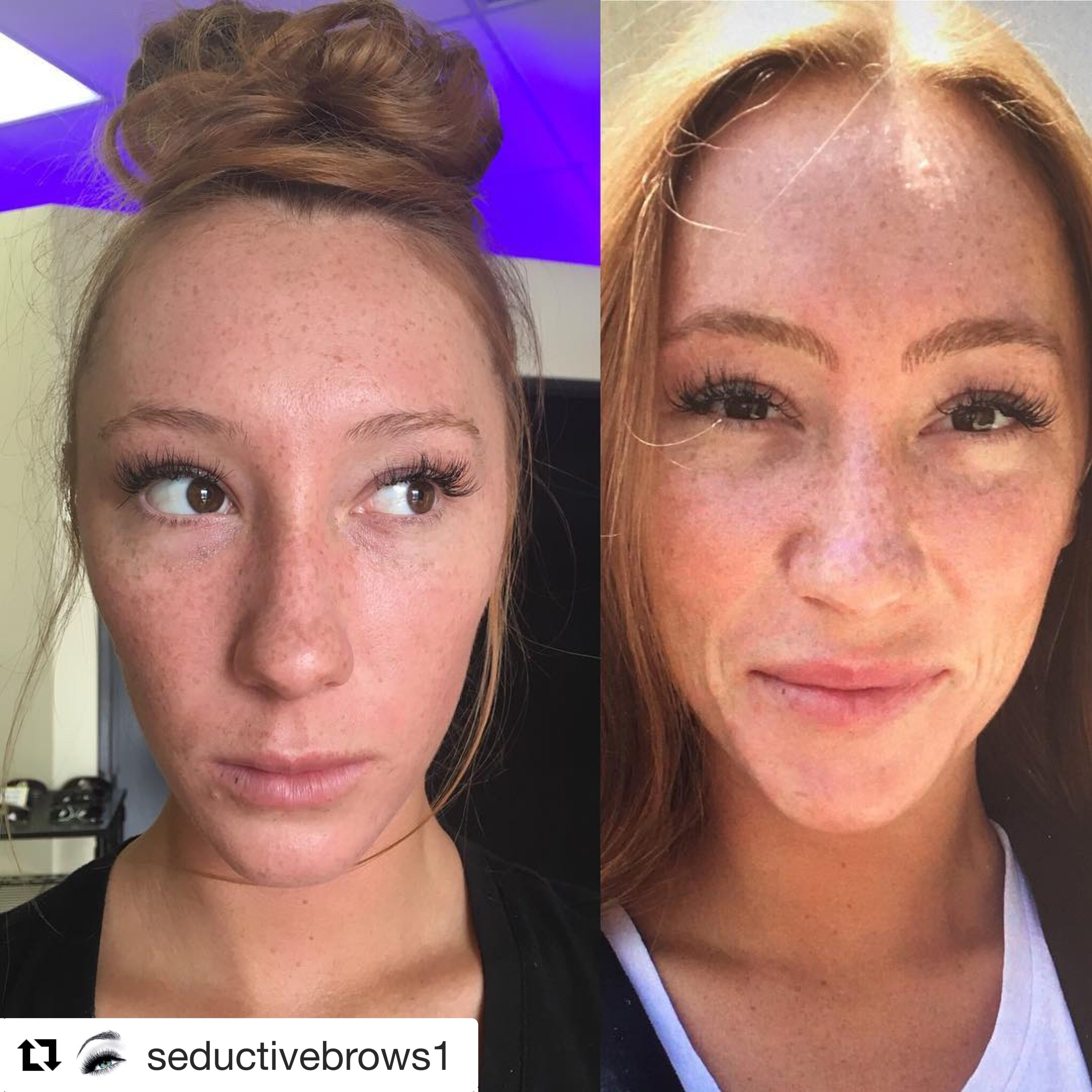 Redhead Brows Permanent makeup supplies, Permanent