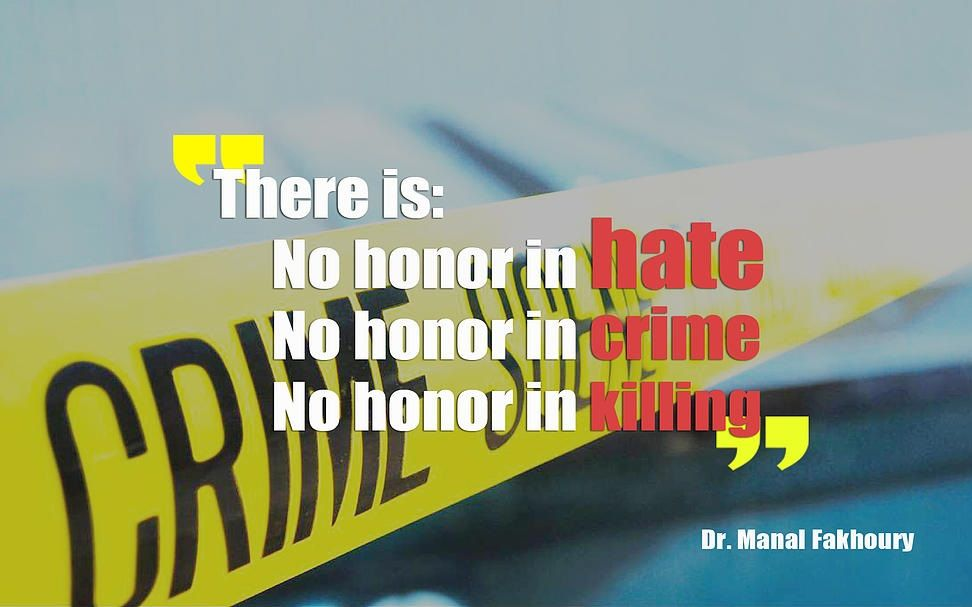 how important honor is in the crime world Every day we read, see and listen about the crime that is happening in our communities for most people it is easy to dismiss the crime that has taken place because i don't live in that neighborhood, i don't associate with those people, or i don't engage in that behavior.