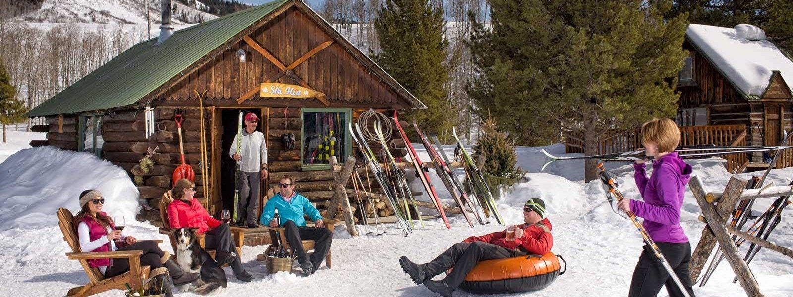 Colorado Cabin Rentals Winter Vacation Paradise near