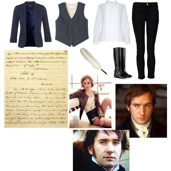 """""""Mr. Darcy Outfit"""" by charbear231 on Polyvore"""
