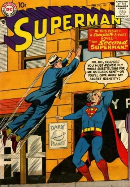 Superman 119