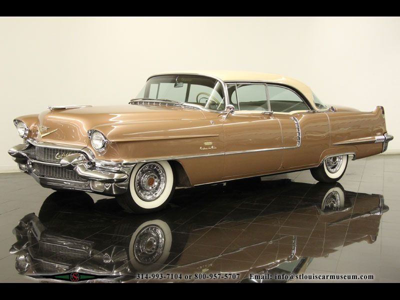 1956 cadillac sedan deville 4 door hardtop amazing cars