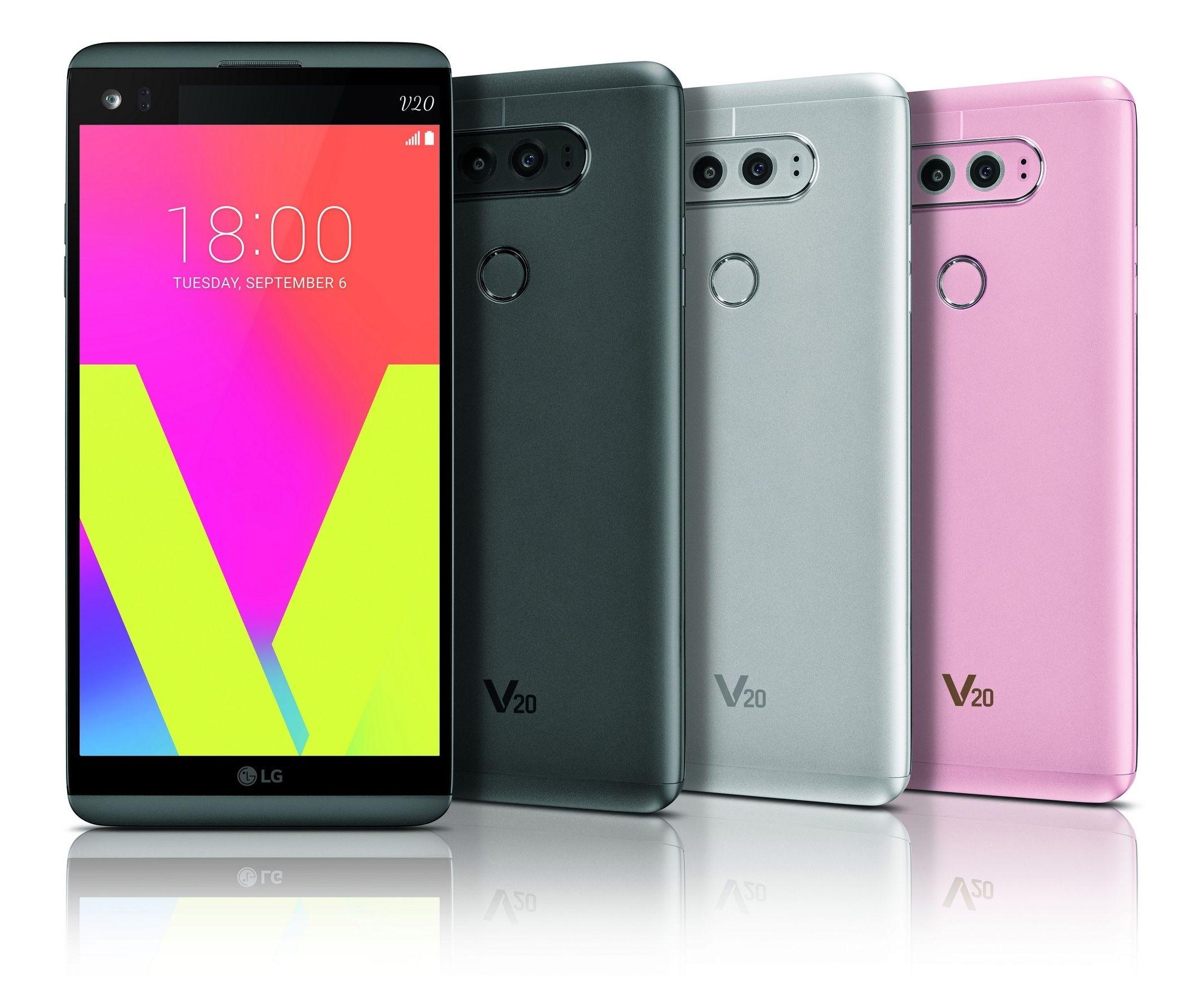 LG : des rumeurs présentent déjà le V30 (Journaldugeek)