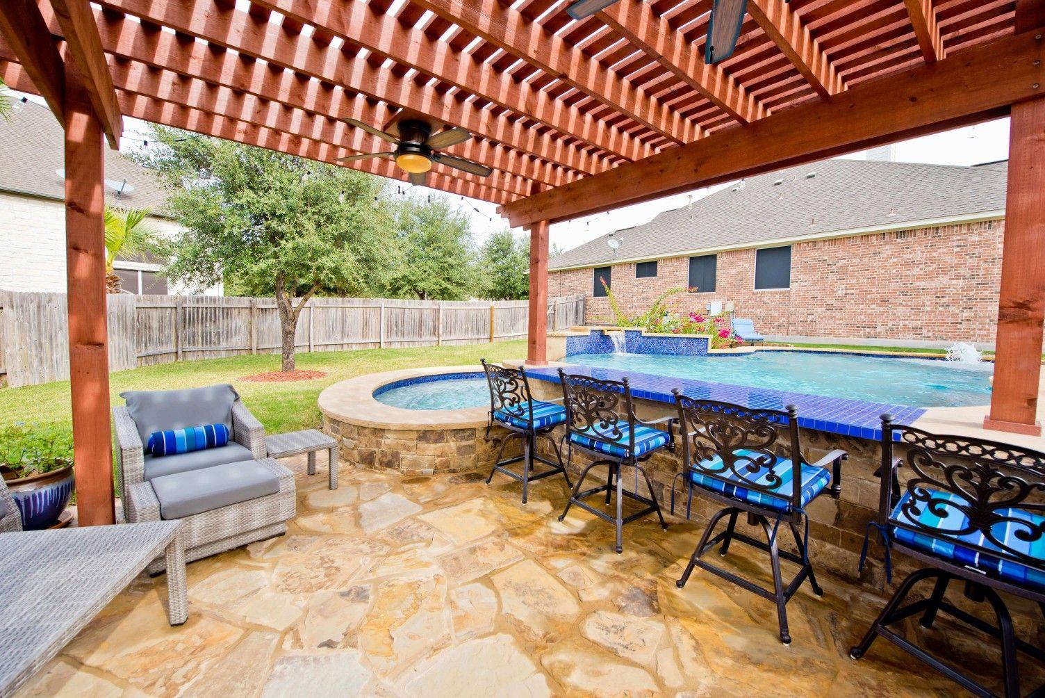 Outdoor Kitchen In San Antonio Texas
