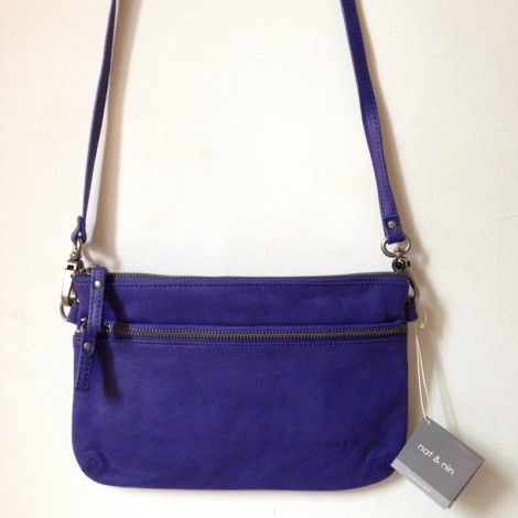 sac Vicky bleu GM