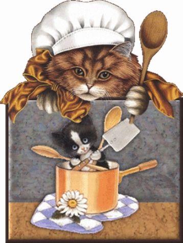 Открытка мы котята поварята, нарисовать открытку мая