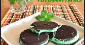 St. Patrick's Day Peppermint Patties