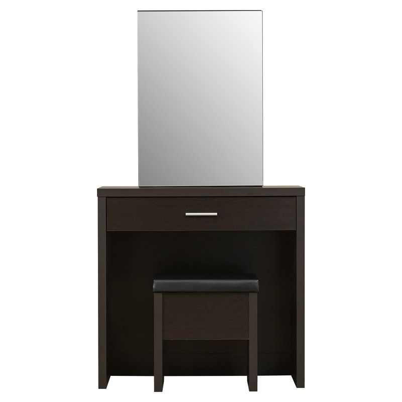 Heitz Vanity Set With Mirror Reviews Allmodern Vanity Set With Mirror Vanity Set Vanity