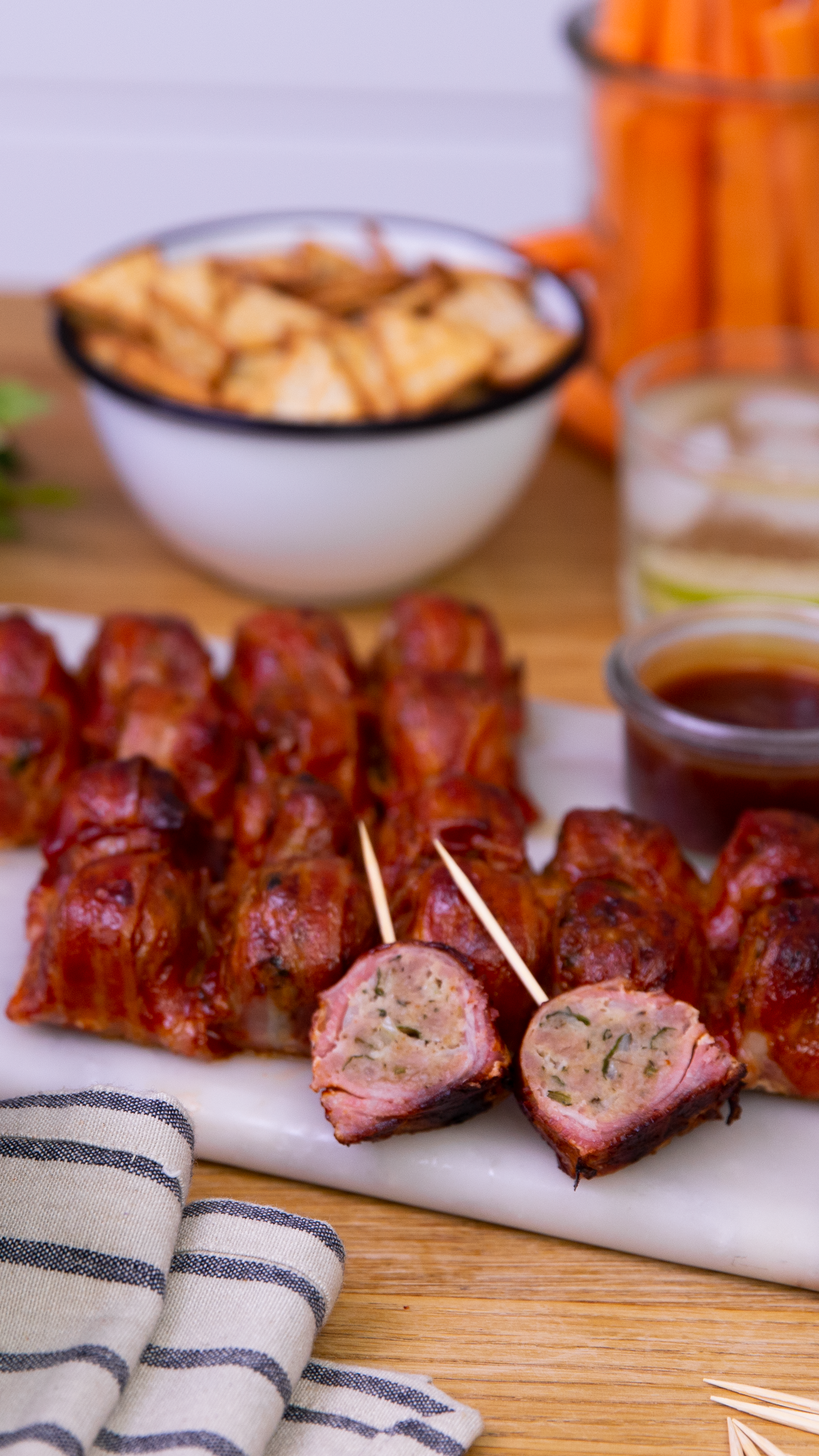 Boulettes Bacon