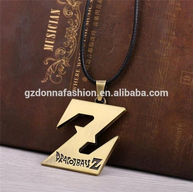 Cosplay Anime Dragon ball Dragonball Z DBZ Vegeta Son Goku necklace pendant