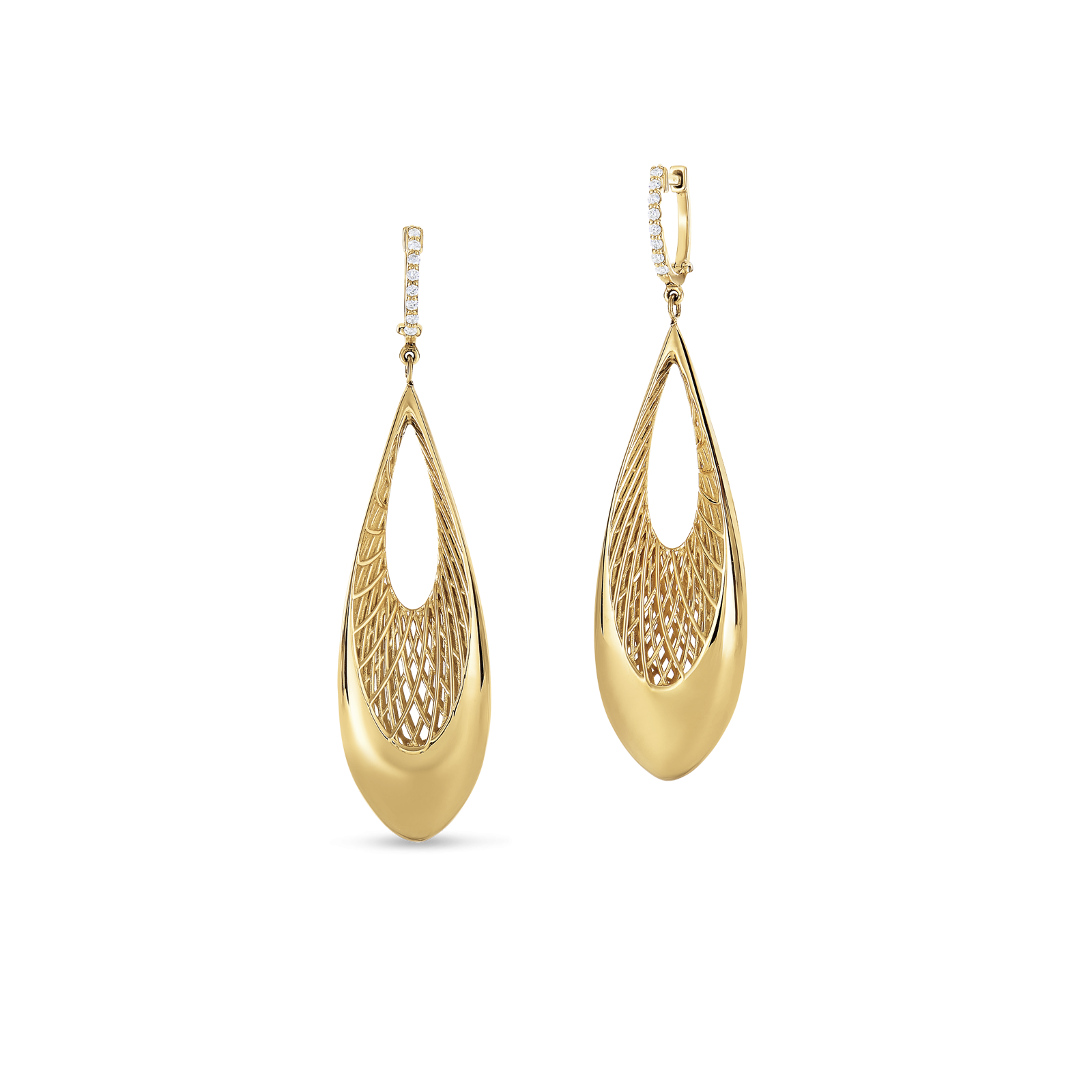 Golden Gate Earrings - Golden Gate - Collections | July ...