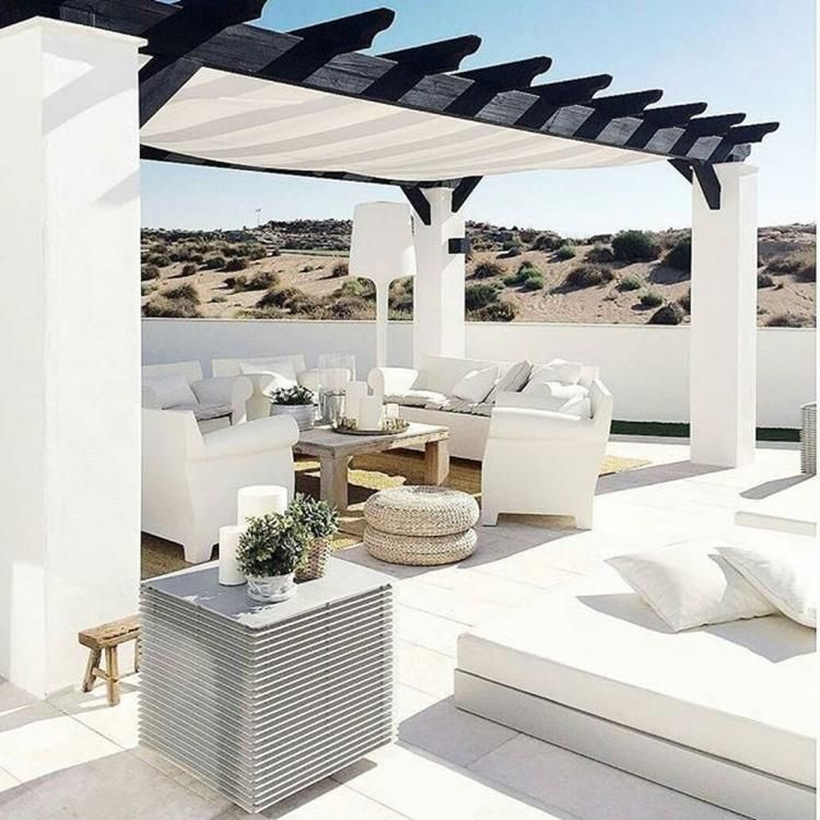 90+ Cozy And Relaxing Rooftop Terrace Design Ideas You Will Totally Love