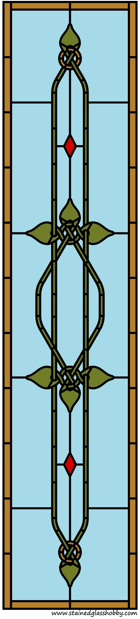 Celtic stained glass door panel transoms pinterest celtic celtic stained glass making pattern for door panels planetlyrics Images
