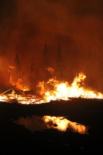 Journey into hell — PHOTO GALLERY - Timmins Daily Press - Ontario, CA