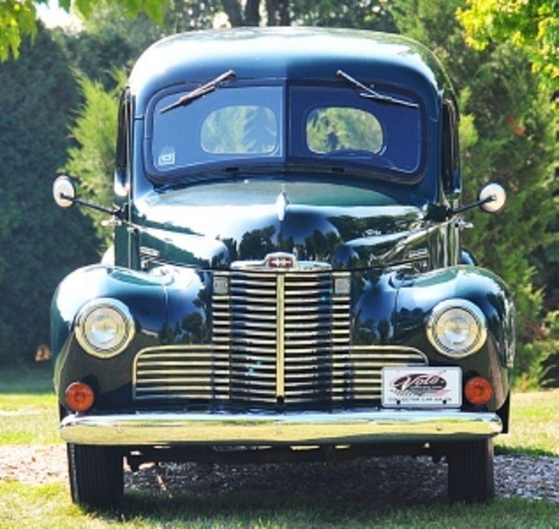 Old International Trucks | 1947 INTERNATIONAL KB2 PANEL TRUCK For ...