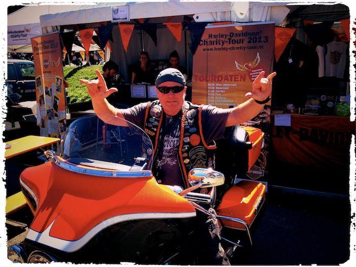 Harley Davidson Faaker See