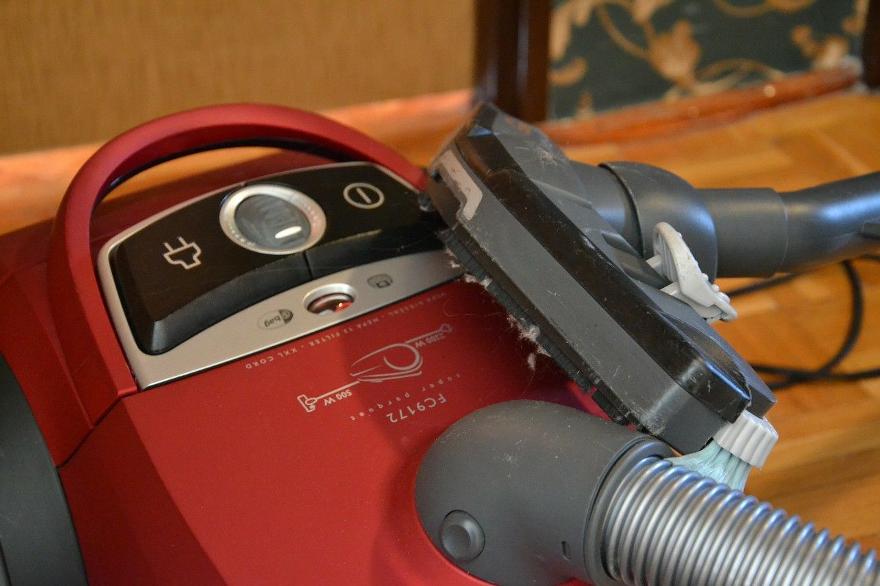 Pin on Vacuum for long hair