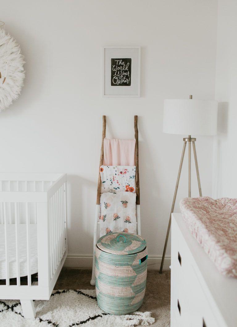 Ella S Colorful Boho Nursery Nook