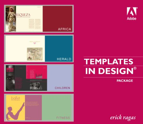 Templates professional for adobe indesign bookmark for Adobe indesign templates free
